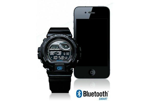 умные часы casio G-Shock