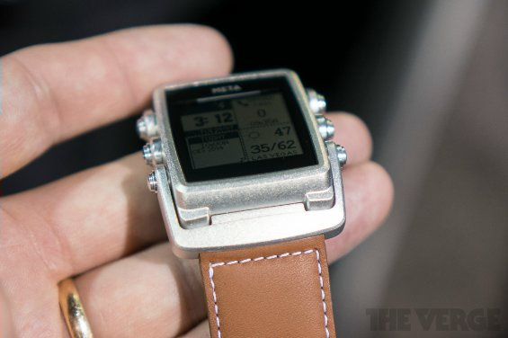 Metawatch smart watch