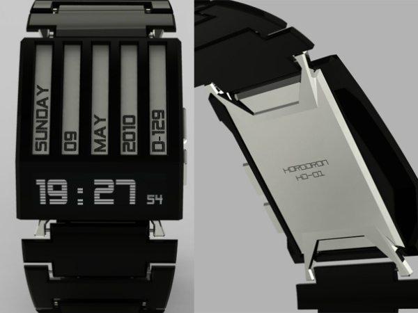 Horodron HD-01 чернильные часы