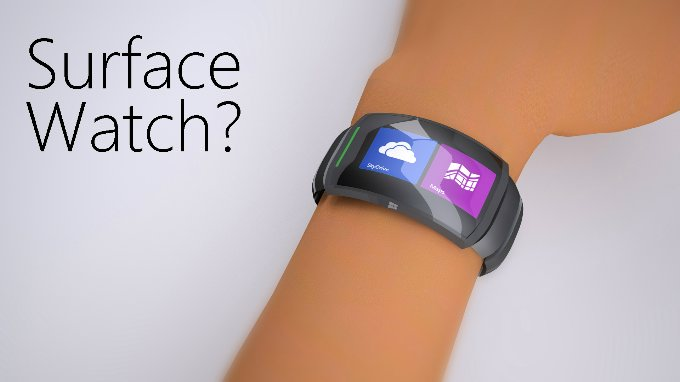 Прототип Surface Watch