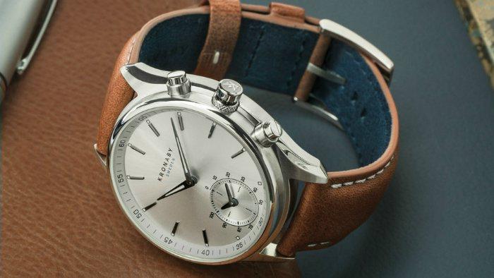 Лучшие смарт часы Kronaby