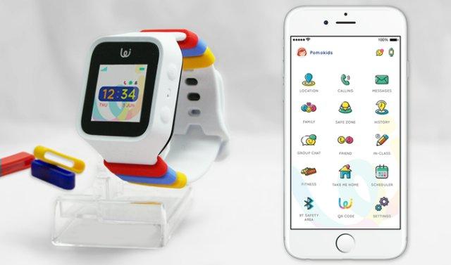 Лучшие умные детские часы