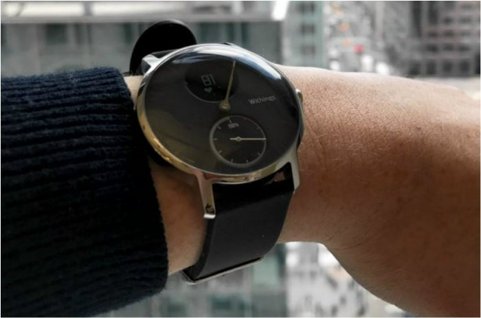 Withings Steel HR обзор
