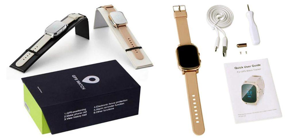 Часы GPS Smart Baby Watch T58 GW700
