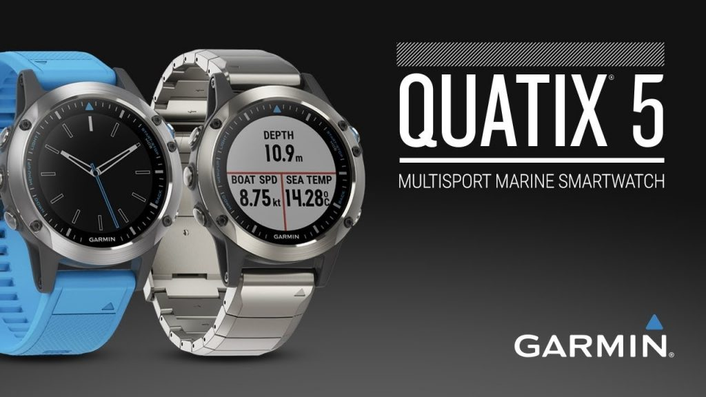Garmin quatix 5