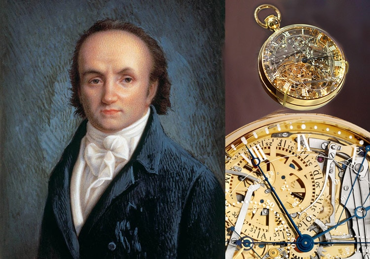 Breguet GrandeComplication Marie Antoinette Абрахам-Луи Бреге