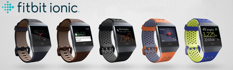 Fitbit Ionic color