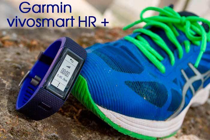 Garmin Vivosmart HR +