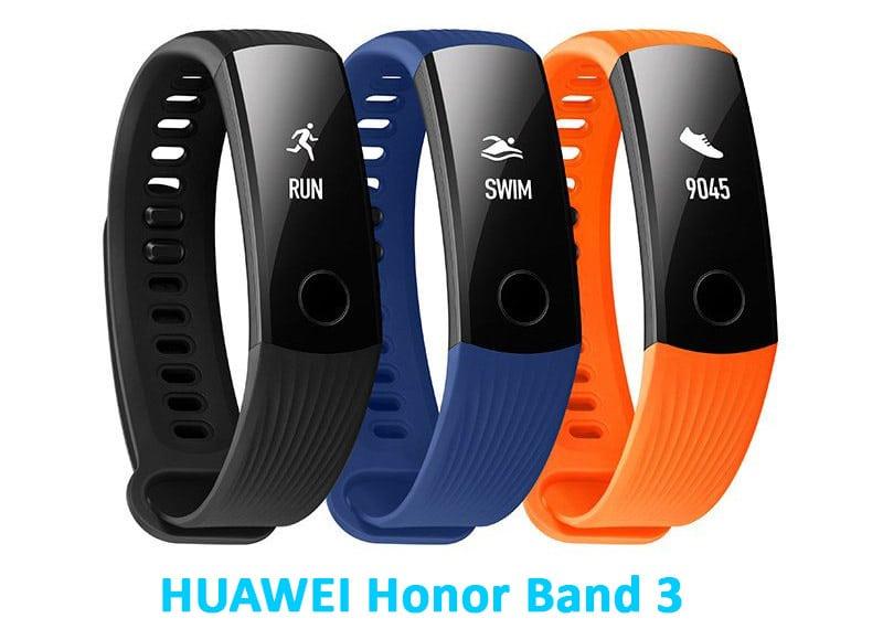 Фитнес браслет Huawei Honor Band 3