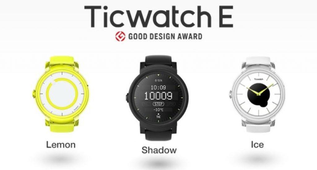 Ticwatch-E