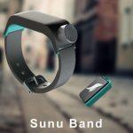 часы sunu band для слепых