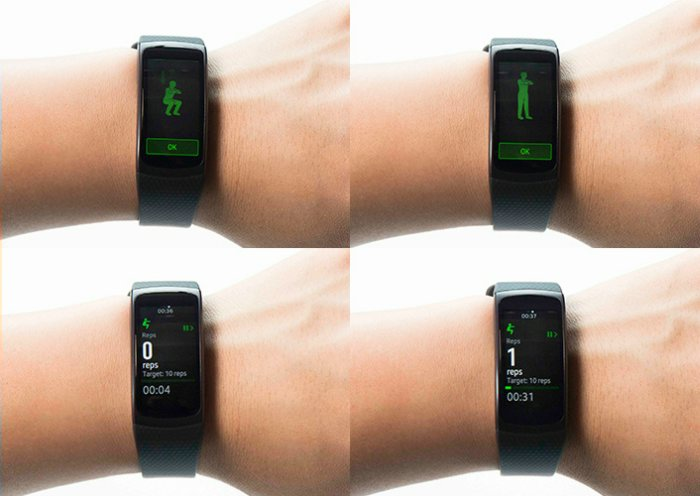 Samsung Gear Fit 2: обзор, характеристики, функции