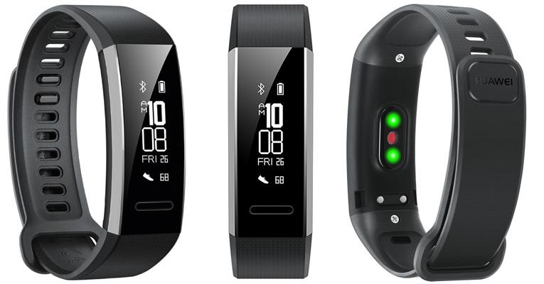 Huawei Band-2 Pro черный