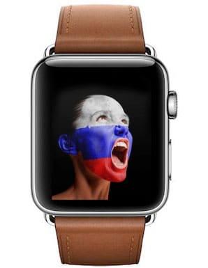 apple watch series 3 в России