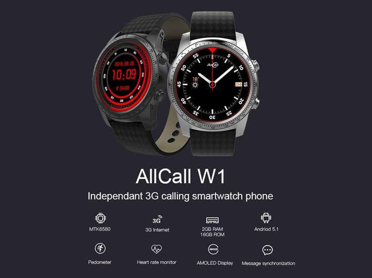часофон AllCall W1