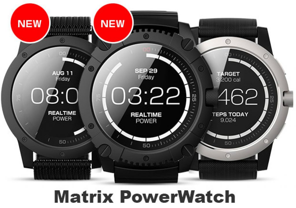 часы Matrix PowerWatch