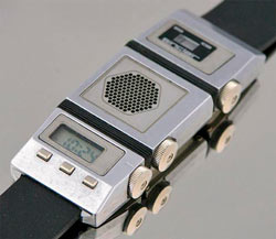 Sinclair FM Wristwatch Radio