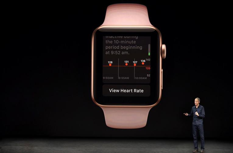Fitness tracker Apple