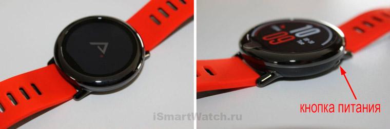 Дизайн Xiaomi Watch