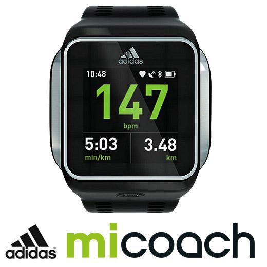 фитнес браслет adidas micoash