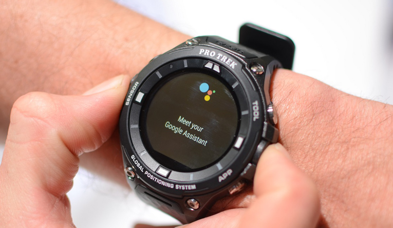 smartwatch android wear 2.0 google assistent