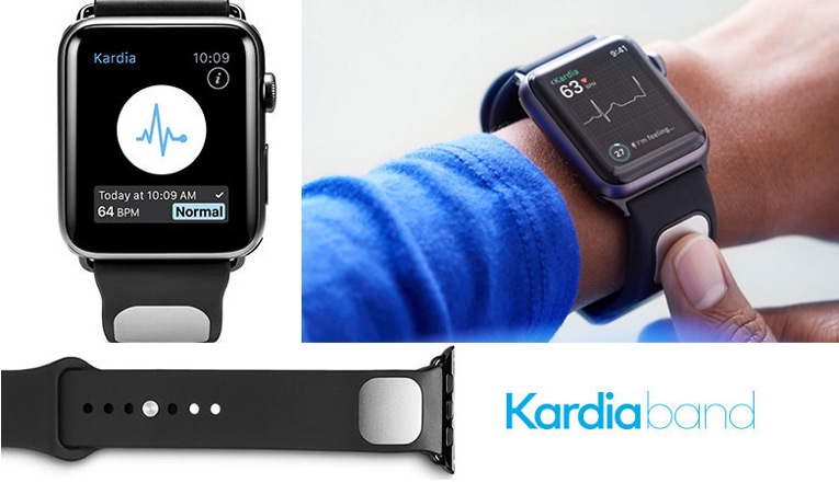 kardiaband apple watch