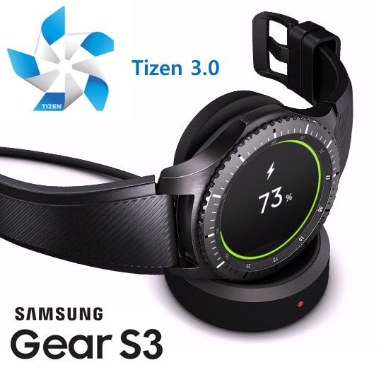 samsung Gear S3 tizen 3