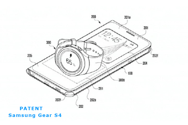samsung watch new patent