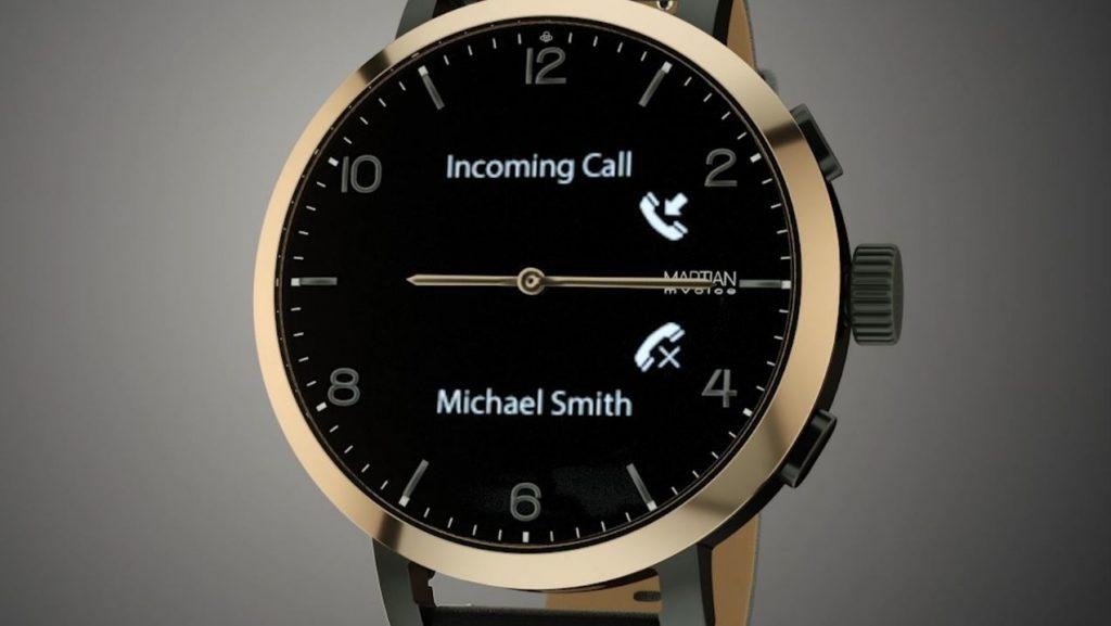 часы mVoice G2