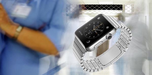 Apple Watch в больнице