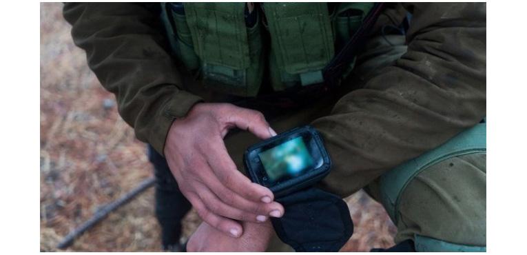 Смарт-часы для израильских военных