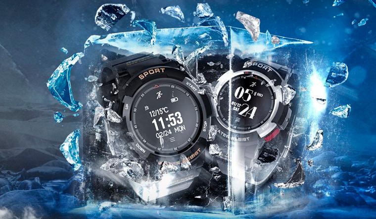 NO.1 F6 спортивные часы