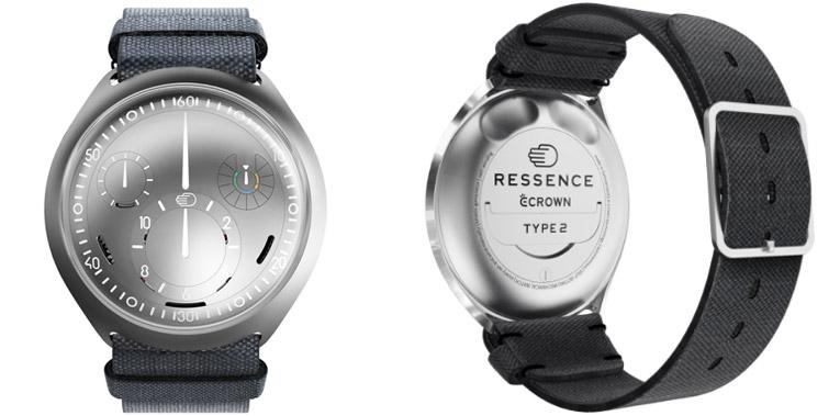 часы Ressence Type 2