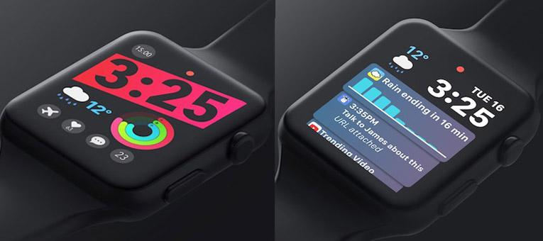 apple watch 4 концепт