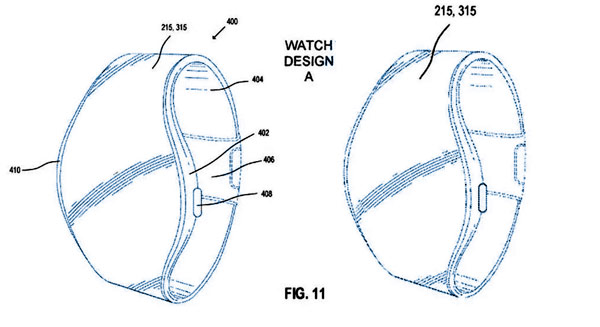 apple watch 4 patent