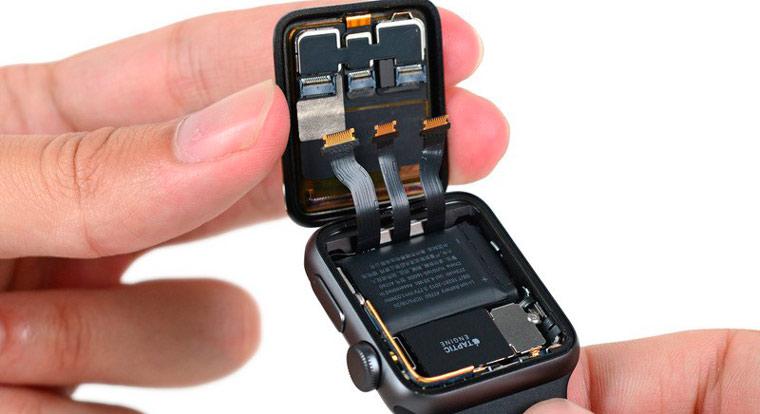 apple watch 2 battery