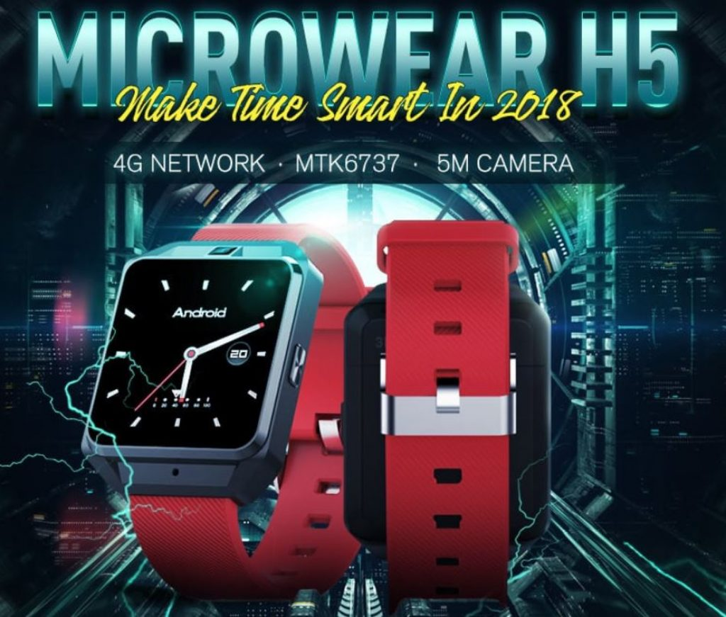 Часофон Microwear H5