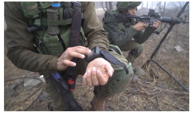 военные умные часы