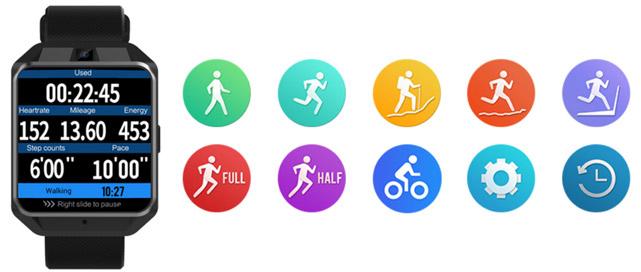 фитнес функции часов