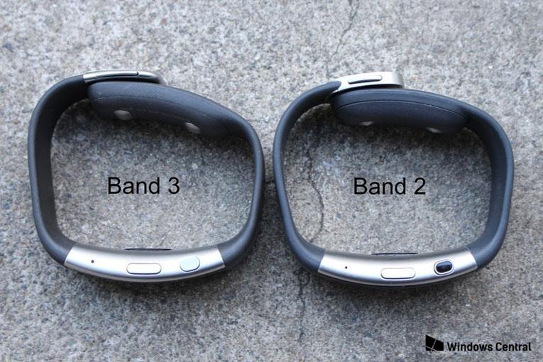 band 2 в сравнении с band 3
