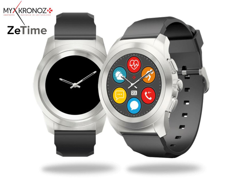 часы mykronoz zetime