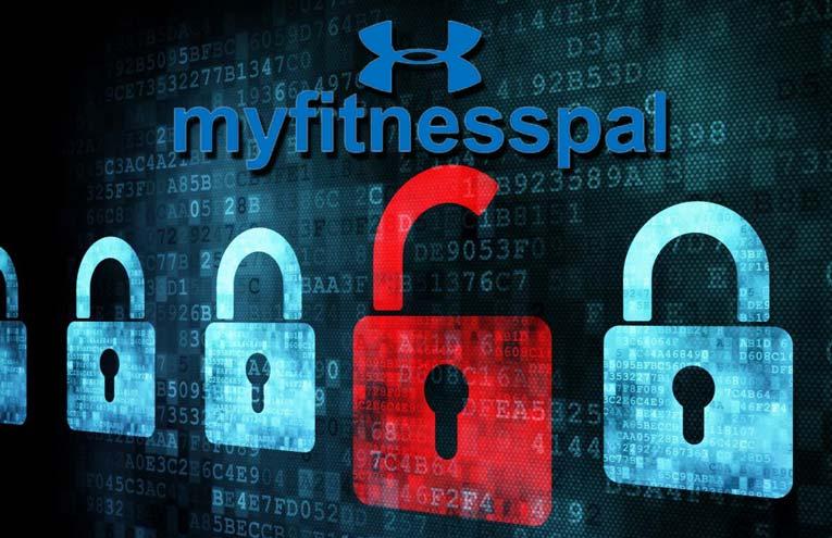 MyFitnessPal hacking