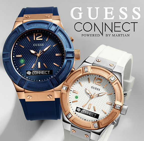 Guess Connect watch