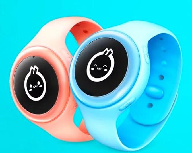 детский часофон Xiaomi Mi Bunny Children Phone Watch 2C