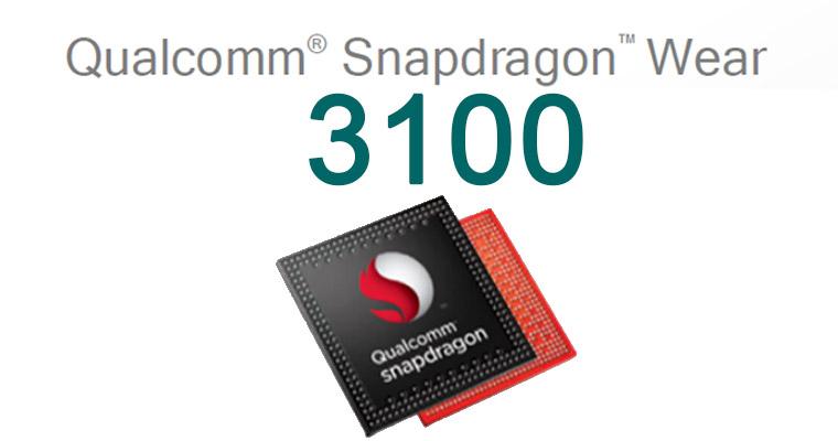 qualcom snapdragon 3100