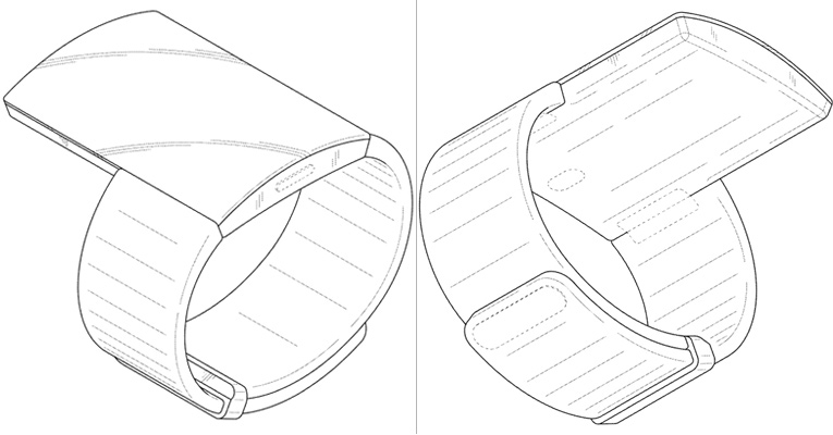 samsung Wearable Electronic Device