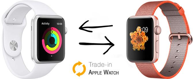 tradein apple watch