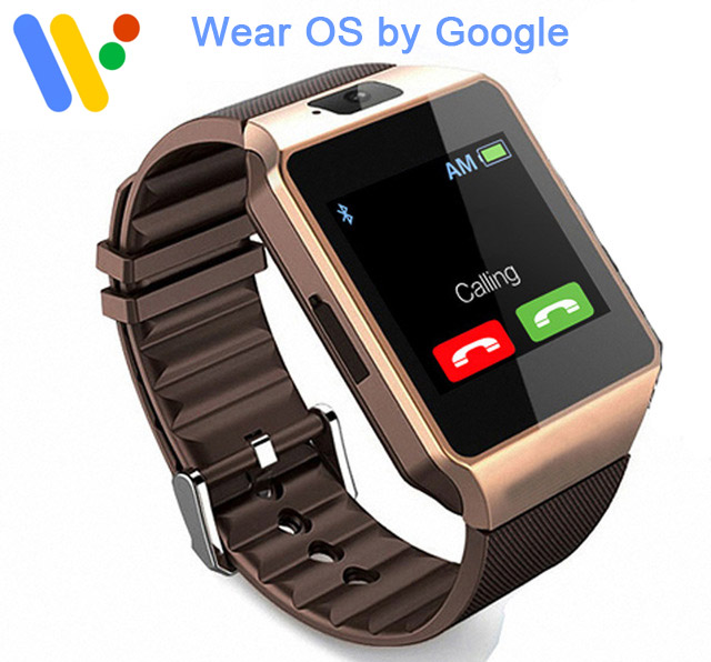 Wear OS позволяет звонить с умных часов