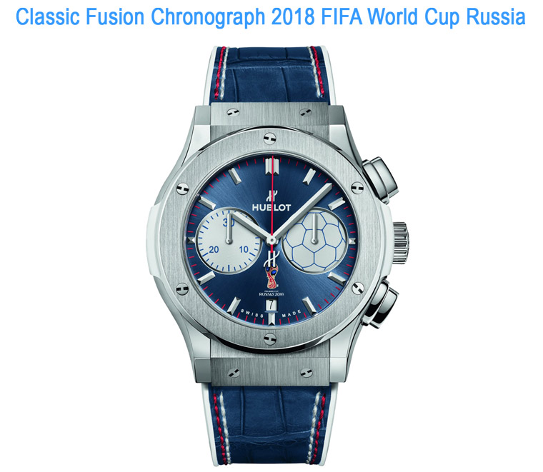 Classic Fusion Chronograph 2018 FIFA World Cup Russia