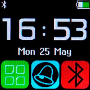 U8 главный экран